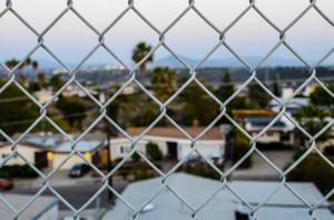 An image of El Dorado Hills, CA fencing works.