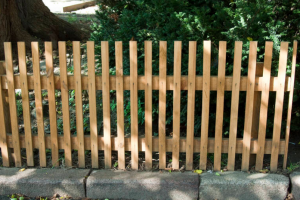 this is an image of fence installation in whitney